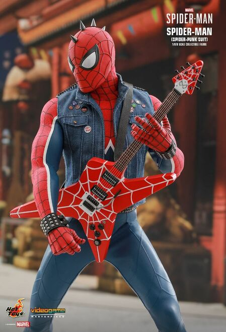VGM32 Spider-Man Punk Suit 2