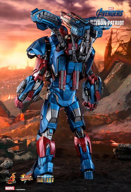 MMS547D34 Iron Patriot Endgame 2