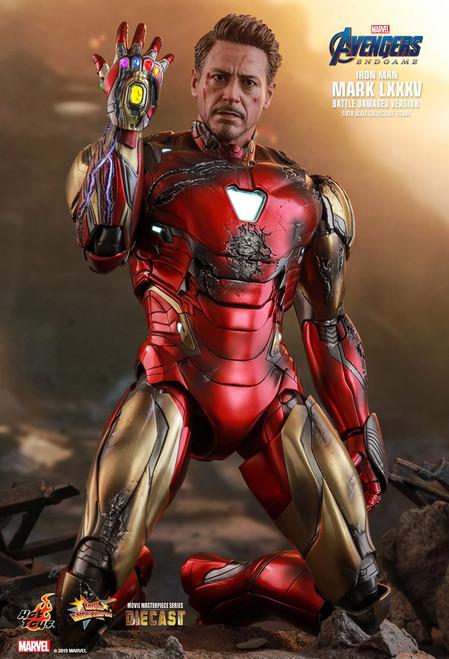 MMS543D33 Iron Man Mark LXXXV 2