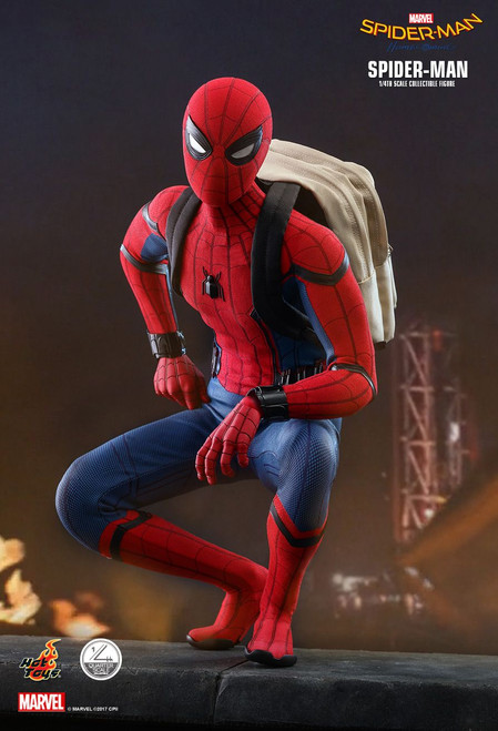 QS014 Spider Man Homecoming 2