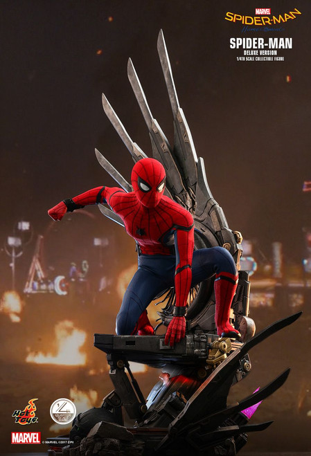QS015 Spider Man Homecoming Deluxe 1