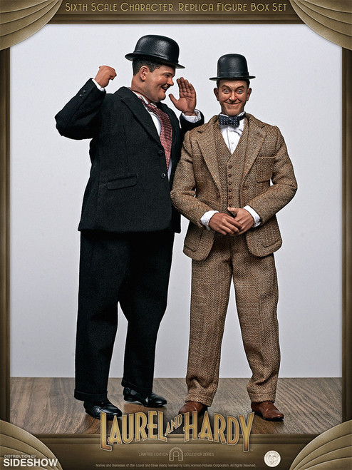 Laurel and Hardy 1