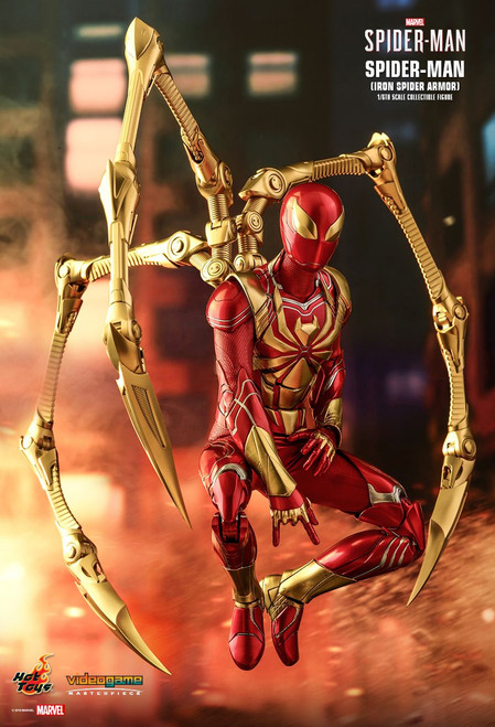 VGM38 Spider-Man Iron Spider 2