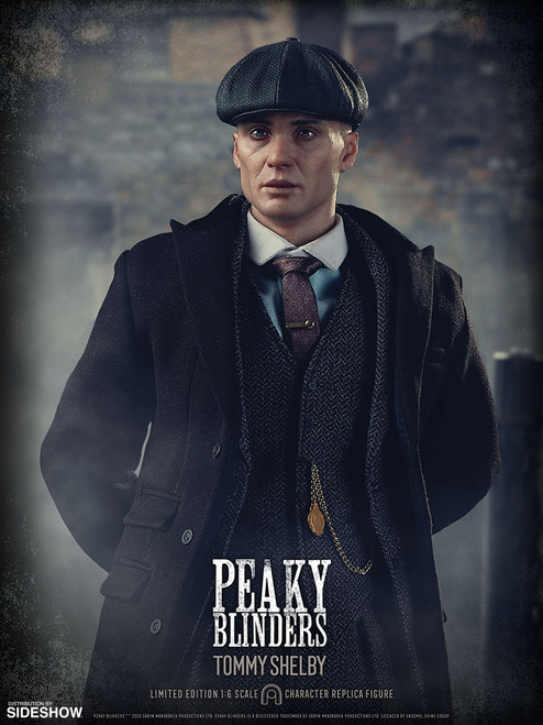 Tommy Shelby Peaky Blinders 2