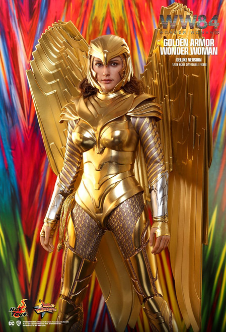 MMS578 Wonder Woman 1984 Deluxe 2
