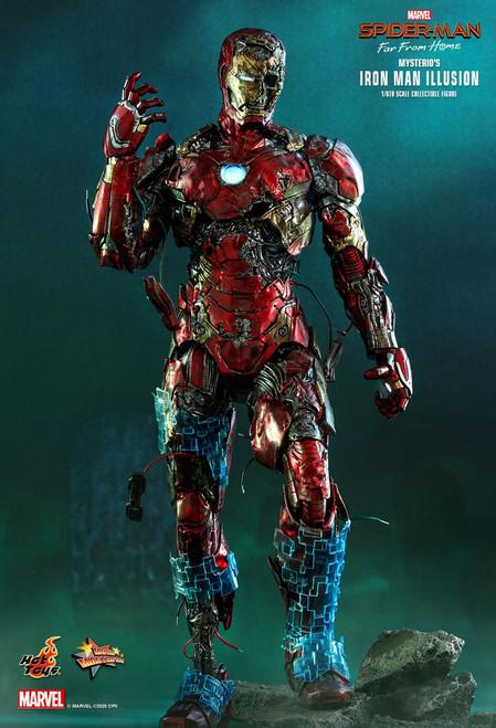 MMS580 Mysterio's Iron Man Illusion 1