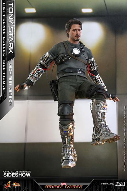 MMS581 Tony Stark Mech Test 2
