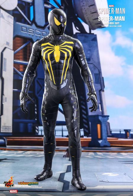VGM44 Spider Man Anti Ock Suit 1
