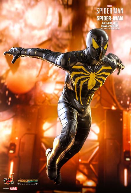 VGM45 Spider Man Anti Ock Suit Deluxe 2