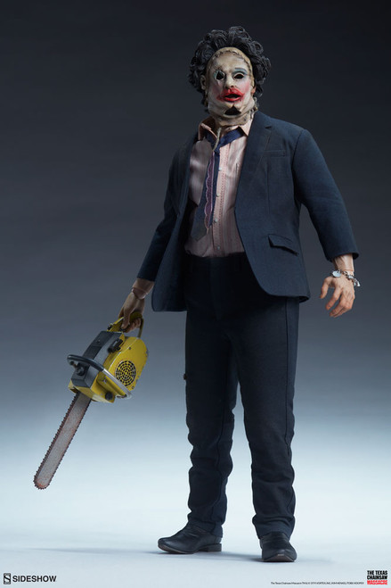 100399 Leatherface Deluxe 1