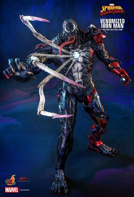 AC04 Venomized Iron Man 2