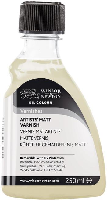 372724, Winsor & Newton Matte Varnish, 250ml.