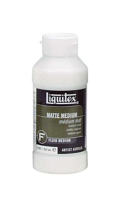 373102, Liquitex Professional Matte Medium, 8oz.