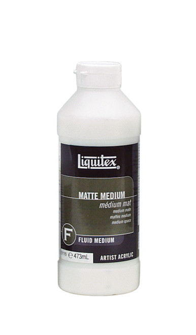 373099, Liquitex Professional Matte Medium, 16oz.