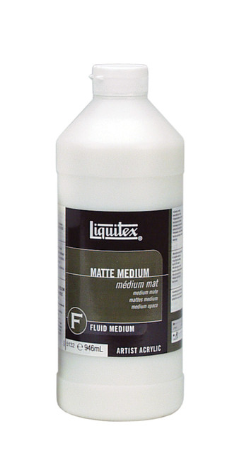373104, Liquitex Professional Matte Medium, 32oz.