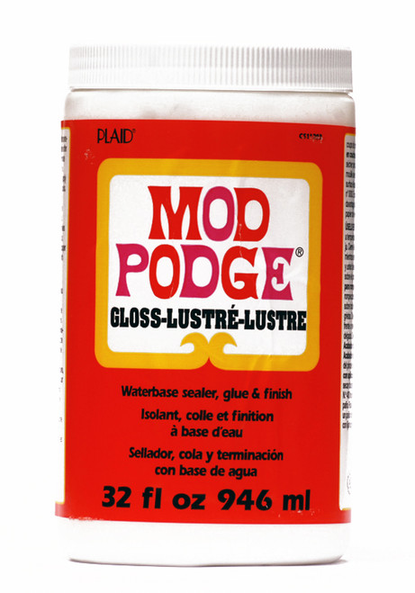 371822, Mod Podge, Gloss, 32oz.