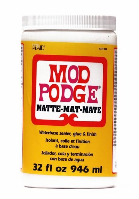 371825, Mod Podge, Matte, 32oz.