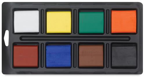 375099, Alphacolor Biggie Tempera Paint, 8 color