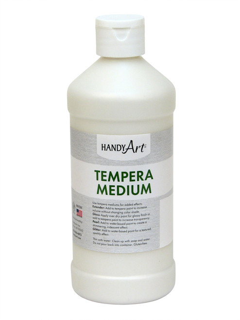 381090, Handy Art Tempera Extender, 16oz.