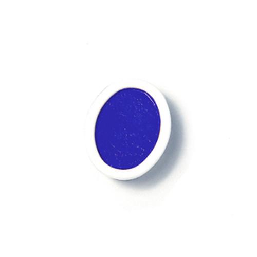 374334, Prang Refills, Oval Pan, Blue, 12/pkg