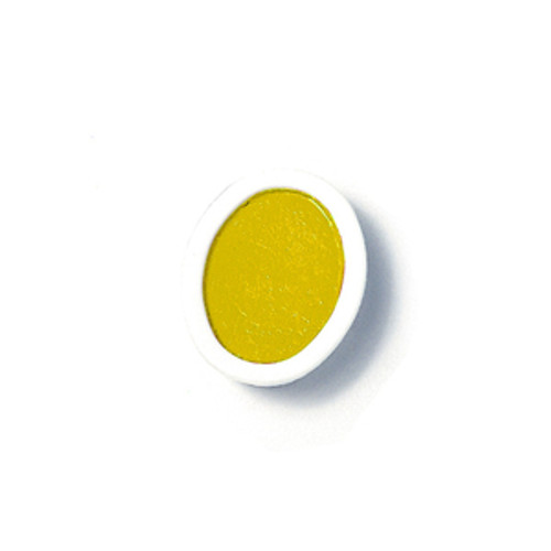 374335, Prang Refills, Oval Pan, Yellow, 12/pkg