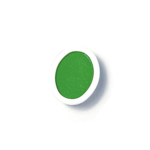 374336, Prang Refills, Oval Pan, Green, 12/pkg