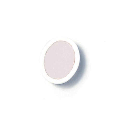 374340, Prang Refills, Oval Pan, White, 12/pkg