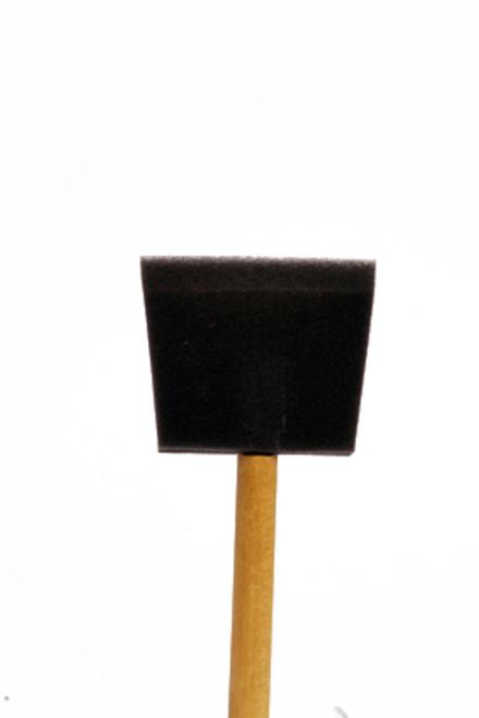 "408607, Sponge Craft Foam Brush, 3"""