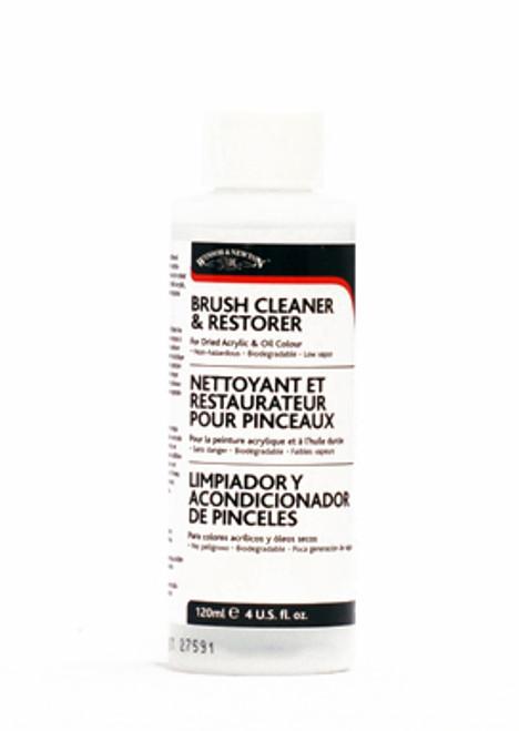 419018, Winsor & Newton Brush Cleaner, 4oz.