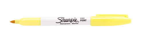 437954, Sharpie, Fine, Yellow