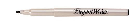 528324, Elegant Writer Caligraphy Marker, Medium, Black