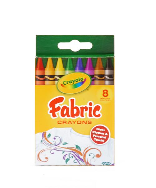 438101, Crayola Glitter Crayon Set, 16/crayons