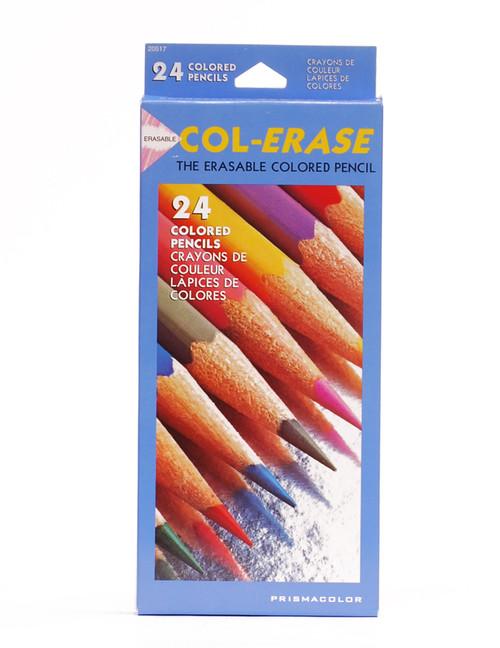 446275, Col-Erase Colored Pencils, 24 color Set
