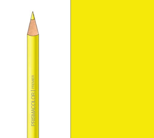 446114, Prismacolor Colored Pencils, PC915, Lemon Yellow