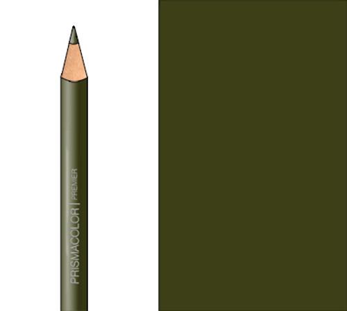 446018, Prismacolor Colored Pencils, PC988, Marine Green