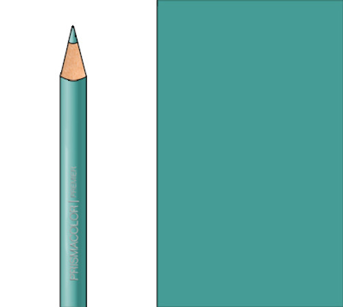 446021, Prismacolor Colored Pencils, PC992, Light Aqua