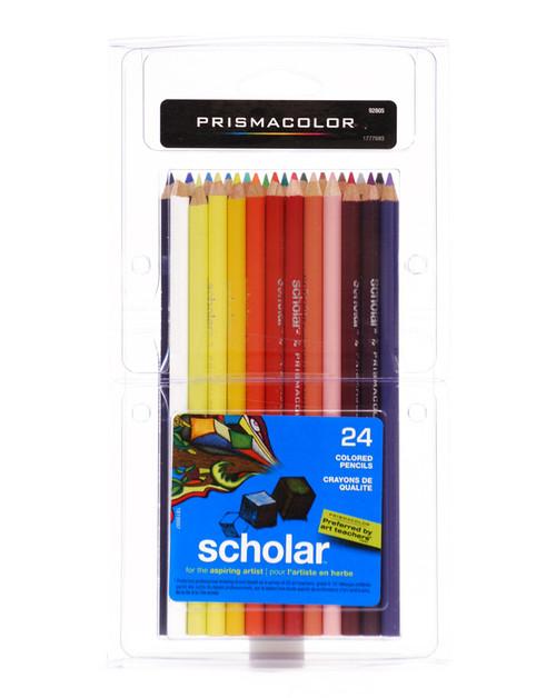"""446181, Prismacolor """"Scholar"""" Art Pencils, 24 color Set"""