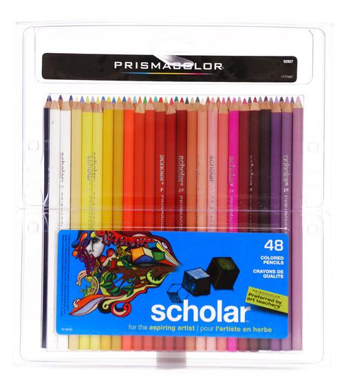 """446183, Prismacolor """"Scholar"""" Art Pencils, 48 color Set"""