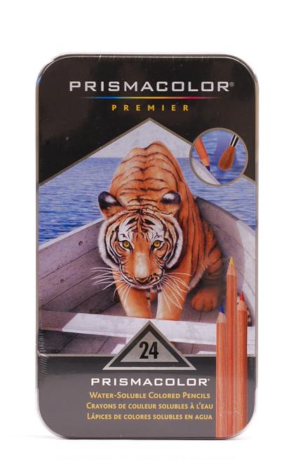 446186, Prismacolor Watercolor Pencils, 24 color Set