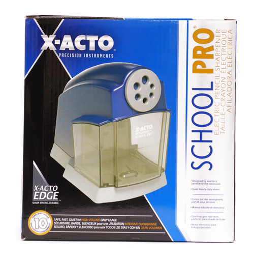 464121, X-Acto Pro 1670 Pencil Sharpener