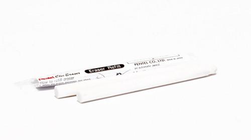 474246, Pentel Clic Eraser Refill, 1dz.