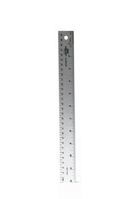 "557135, Aluminum Straight Rulers, 12"""