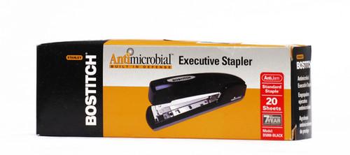 572595, Bostitch Desktop Stapler, Color Black