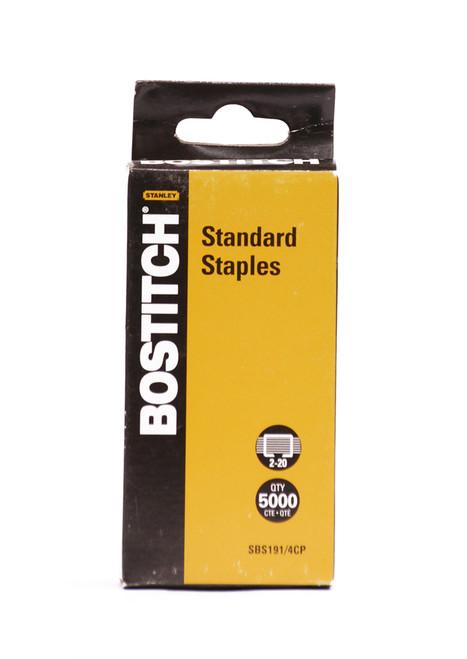 572599, Bostitch Staples for Desktop Stapler