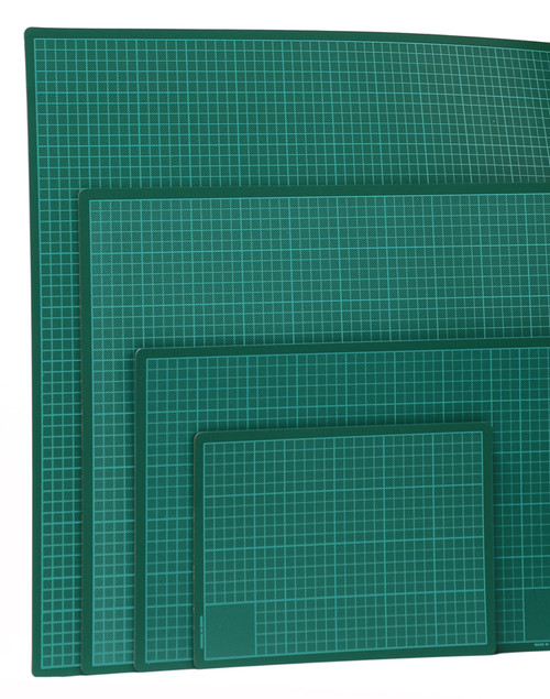 "571129, Cutting Mats - Opaque, 2""grid, 9""x12"""