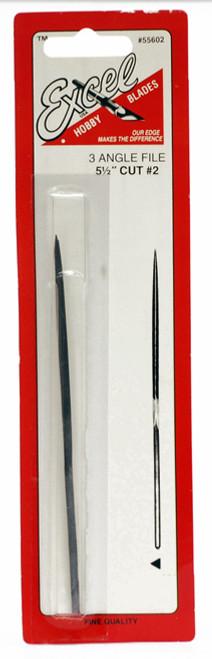 572667, Needle File, Triangle