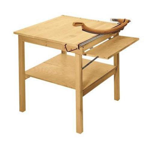 "572513, Ingento Classic Solid Maple Trimmer, 30""x30"" (Table Model)"
