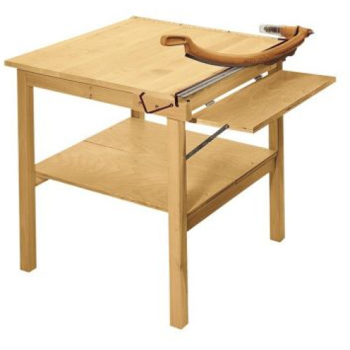 "572515, Ingento Classic Solid Maple Trimmer, 36""x30"" (Table Model)"