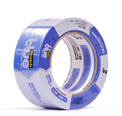 "572219, 3M Blue Painters' Tape, 2"" x 60yd."