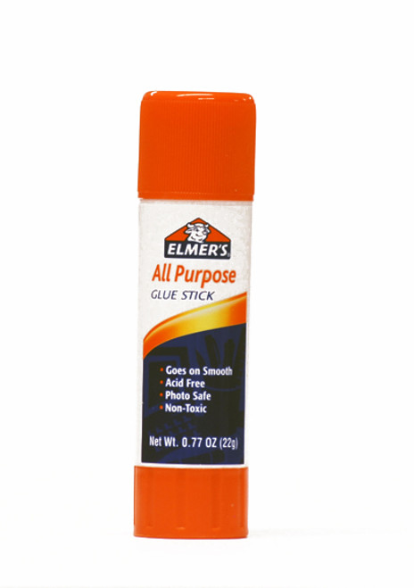 572118, Elmer's Glue Sticks, .77oz.
